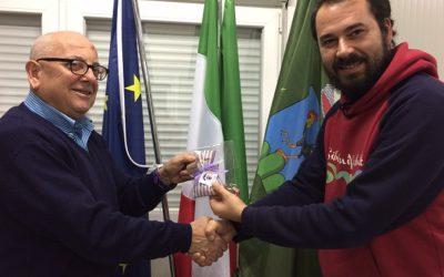 """Concesso Patrocinio dal Comune di Montegallo per """"Un Fiore per Montegallo"""""""