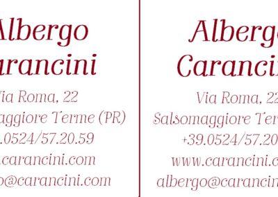 Albergo Carancini - Salsomaggiore