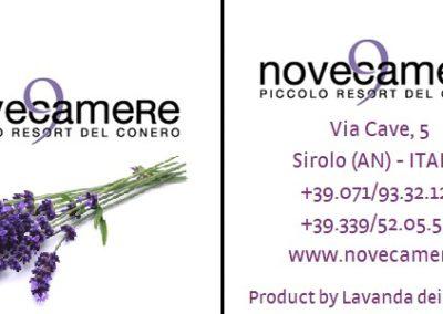 Cartellino Novecamere - Sirolo2