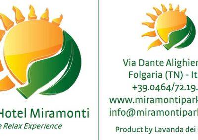 Cartellino Park Hotel Miramonti - Folgaria