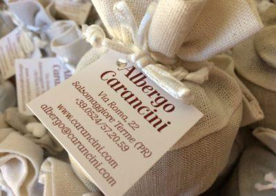 Sacchetto Elegance per Albergo Carancini