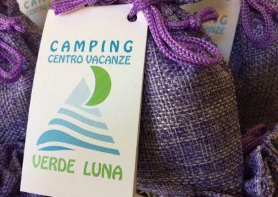 Sacchetto Simply per Camping Verde Luna