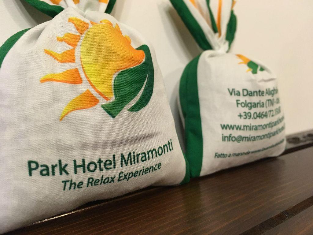 Sacchetti in Cotone personalizzati Hotel Miramonti Lavanda dei Sibillini2