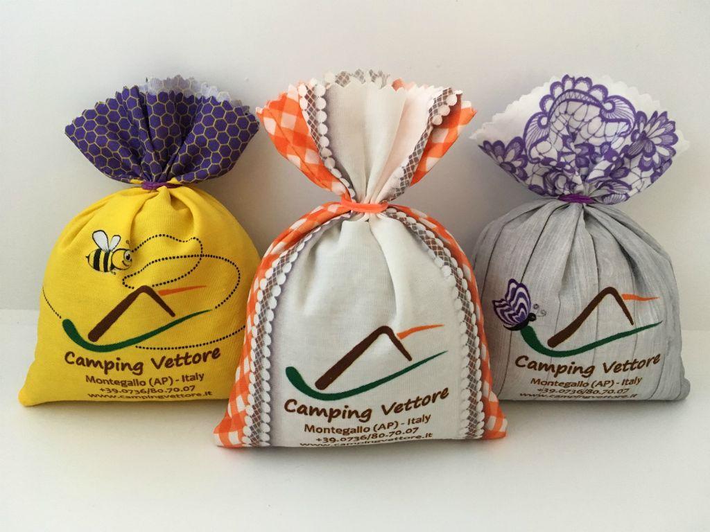 Sacchetti Personalizzati di Lavanda dei Sibillini - Camping Vettore Montegallo8